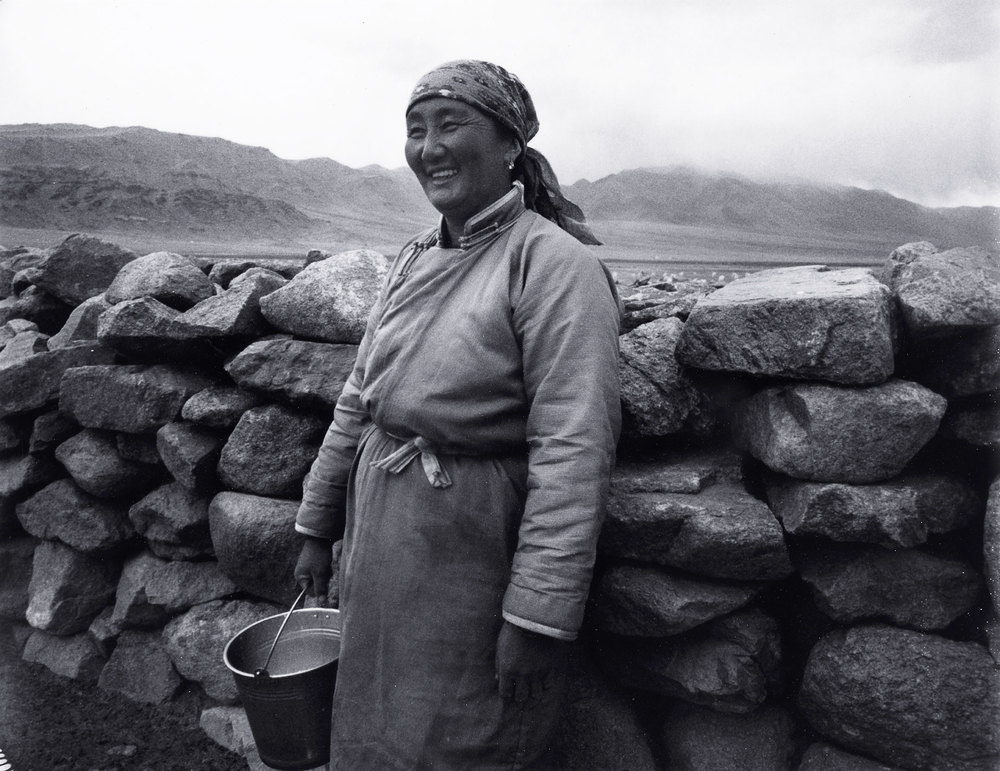 Mongolian Herding Community