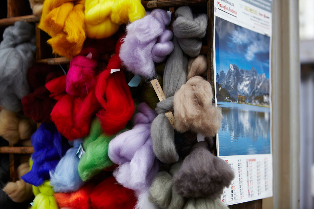 Sustainable Wholesale Cashmere Yarn Production