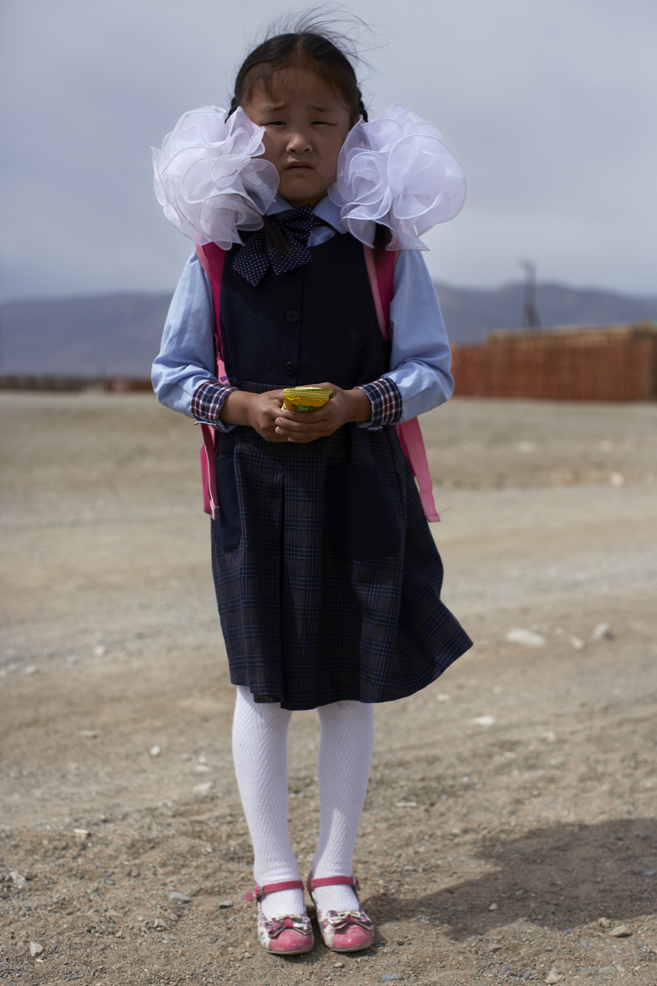 The Daughter of a Mongolian Herder