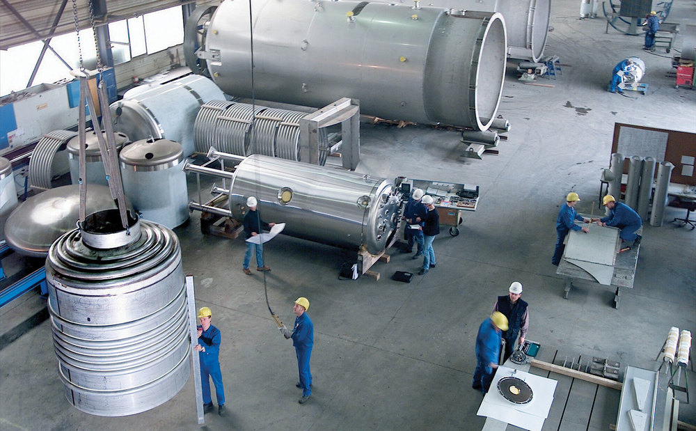 Equipment Fabrication
