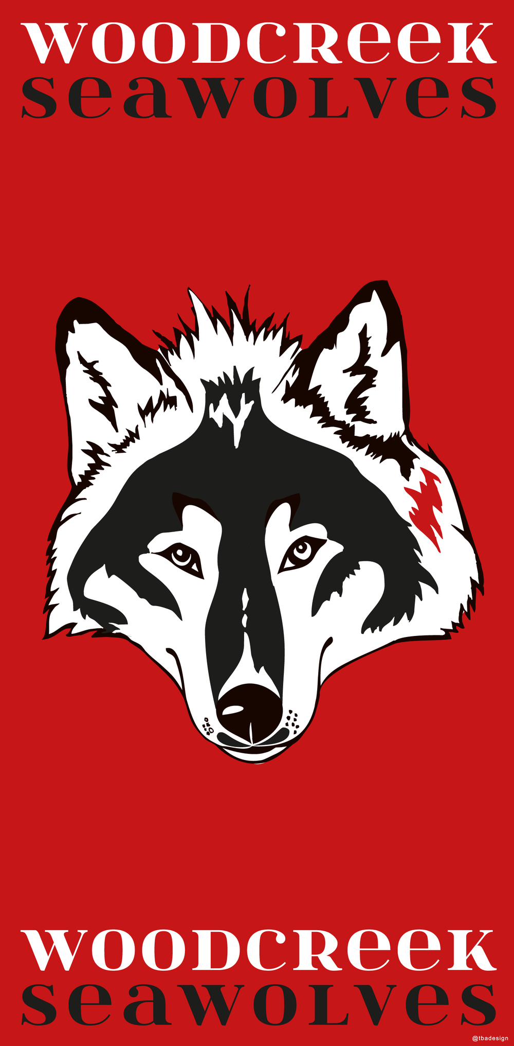 2016, tbad, Woodcreek Seawolves towel design.jpg