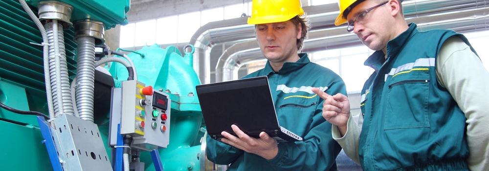 Atronix Engineering, Atronix SCADA, ASCADA, overview, two men working in factory, atronixengineering.com