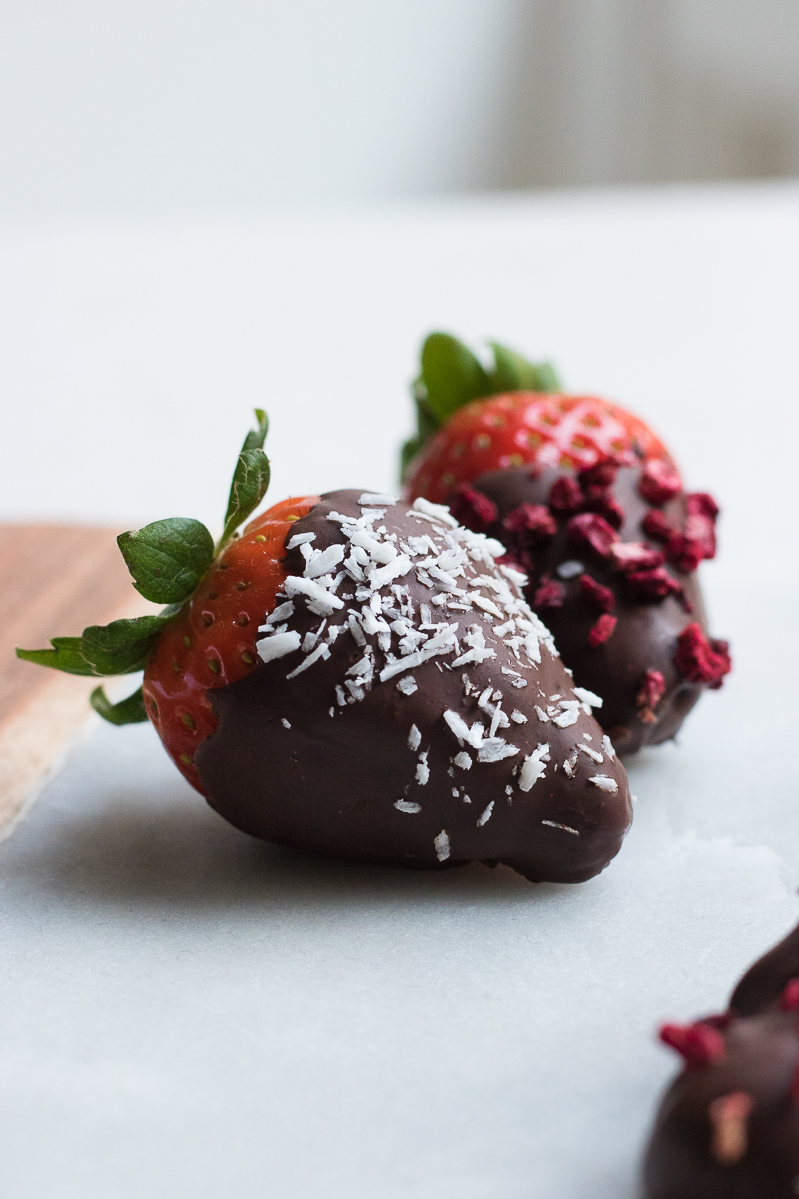 raw chocolate hearts valentines recipe