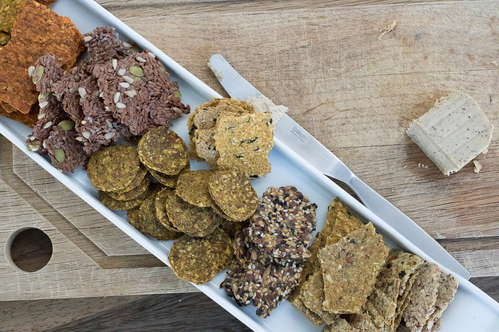 raw vegan cheese tasting
