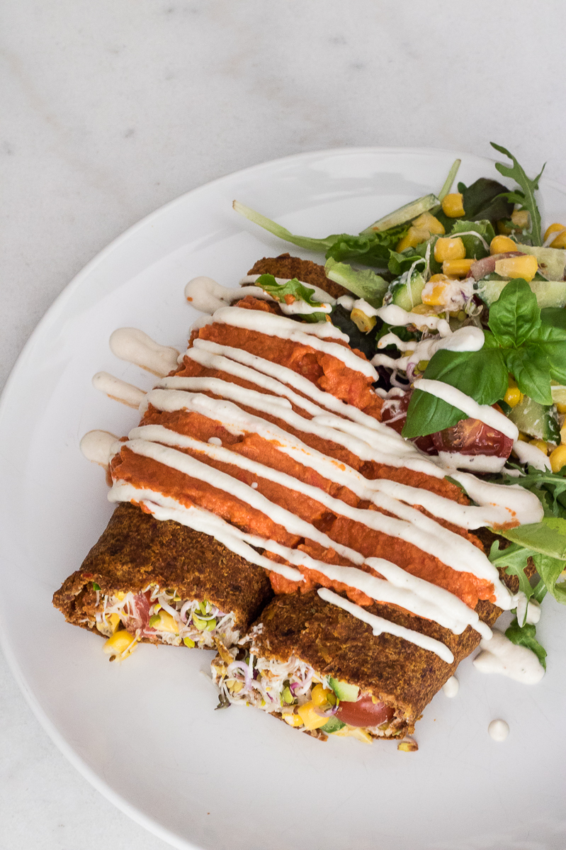 raw enchiladas