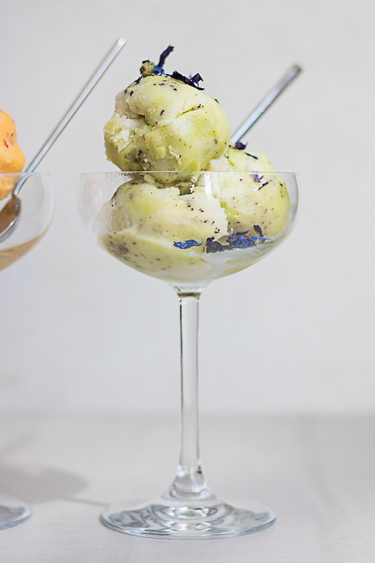 2 ingredient Brazilian super fruit ice cream
