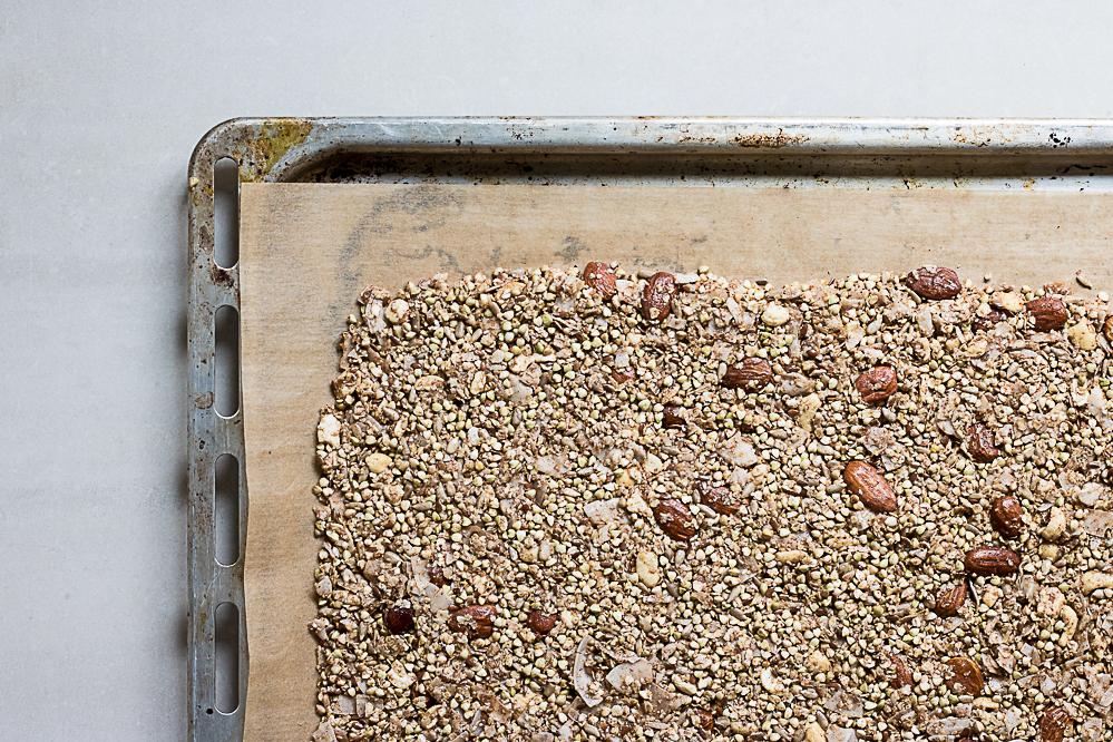 vegansk granola
