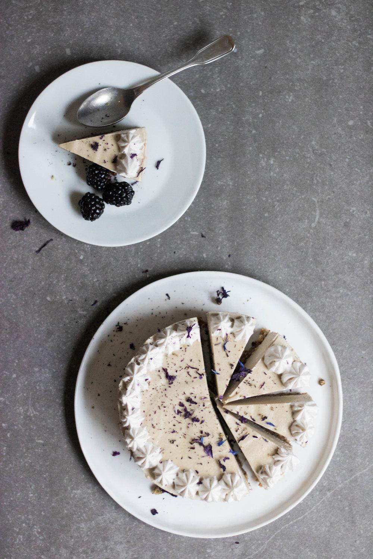 Raw semmel-tårta recept vegansk semla