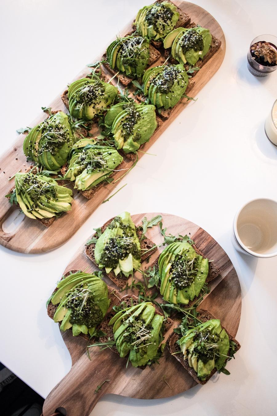 Catering - Vegansk ekologisk frukost