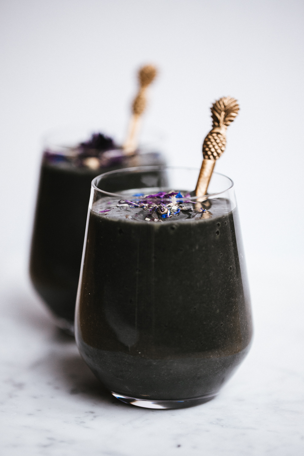 Black Detox Smoothie