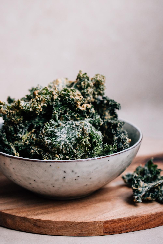 kan man äta stjälken på grönkål