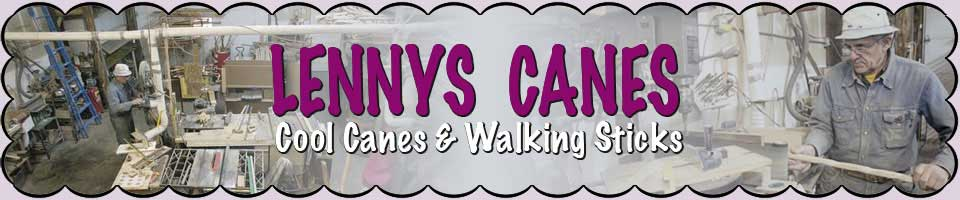 Lenny's Canes & Walking Sticks