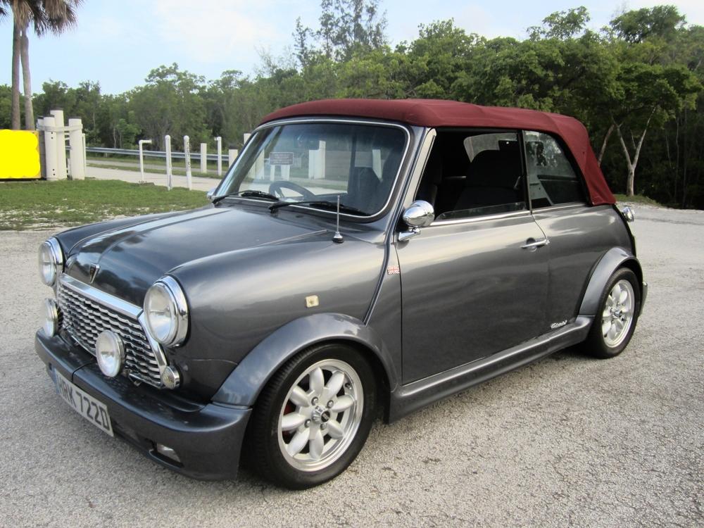 Austin Mini Cabriolet