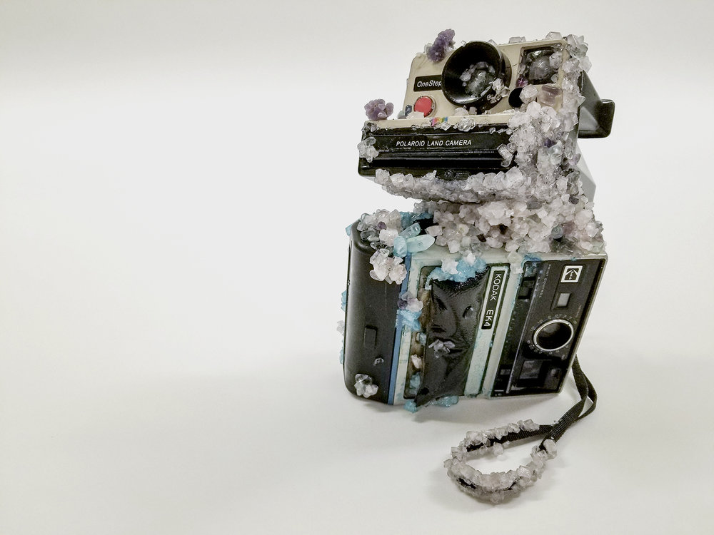 "Tuesday, September 4 - Saturday, September 29, 2018  Munro Gallery: ""Ritualized Obsolescence"" - Erin Zerbe"