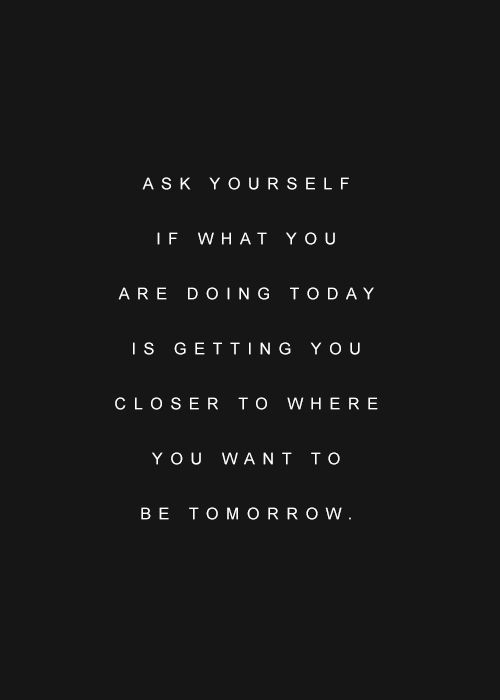 always asking myself this question and extra inspiring on a monday. let's make this week the best one yet!