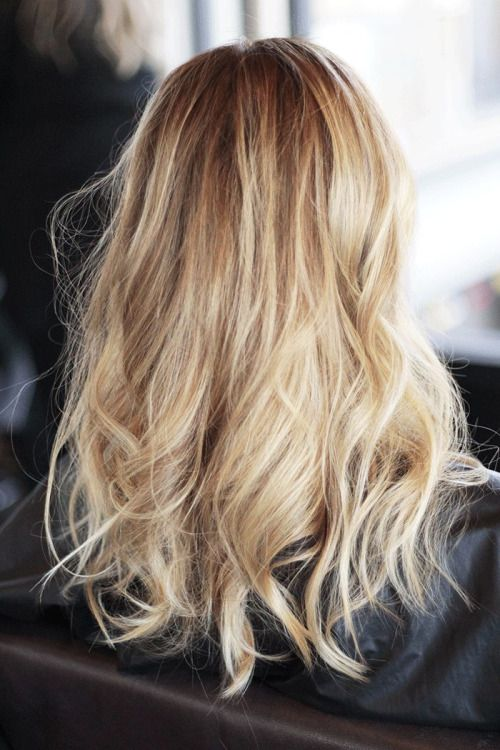 hair goals! i mean come on biotin!