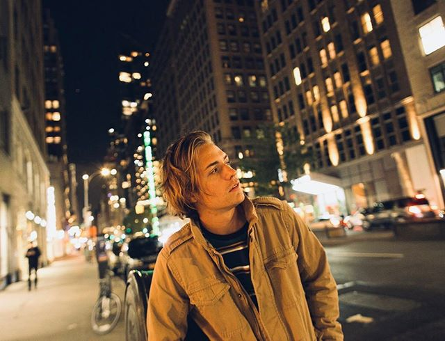 new york city late last year with 📸@tombender 🌃