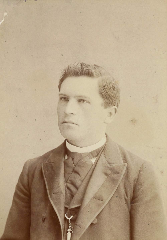 Rev. Henry Wicke