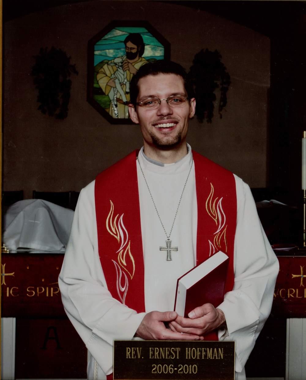 Rev. Ernest Hoffman