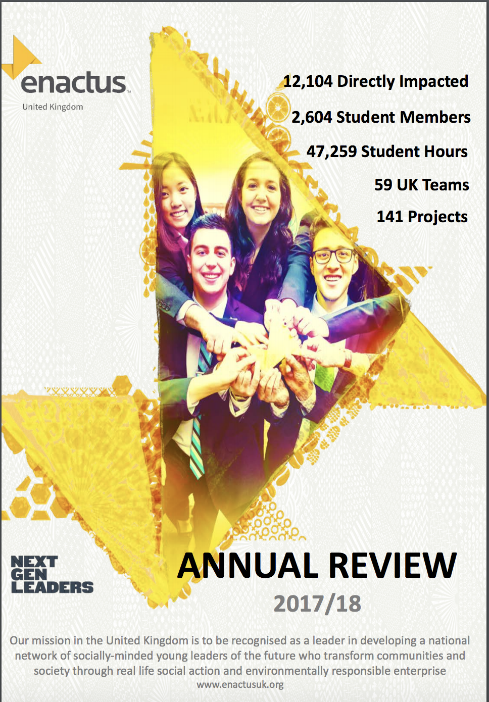 Enactus UK Annual Report 2017-18