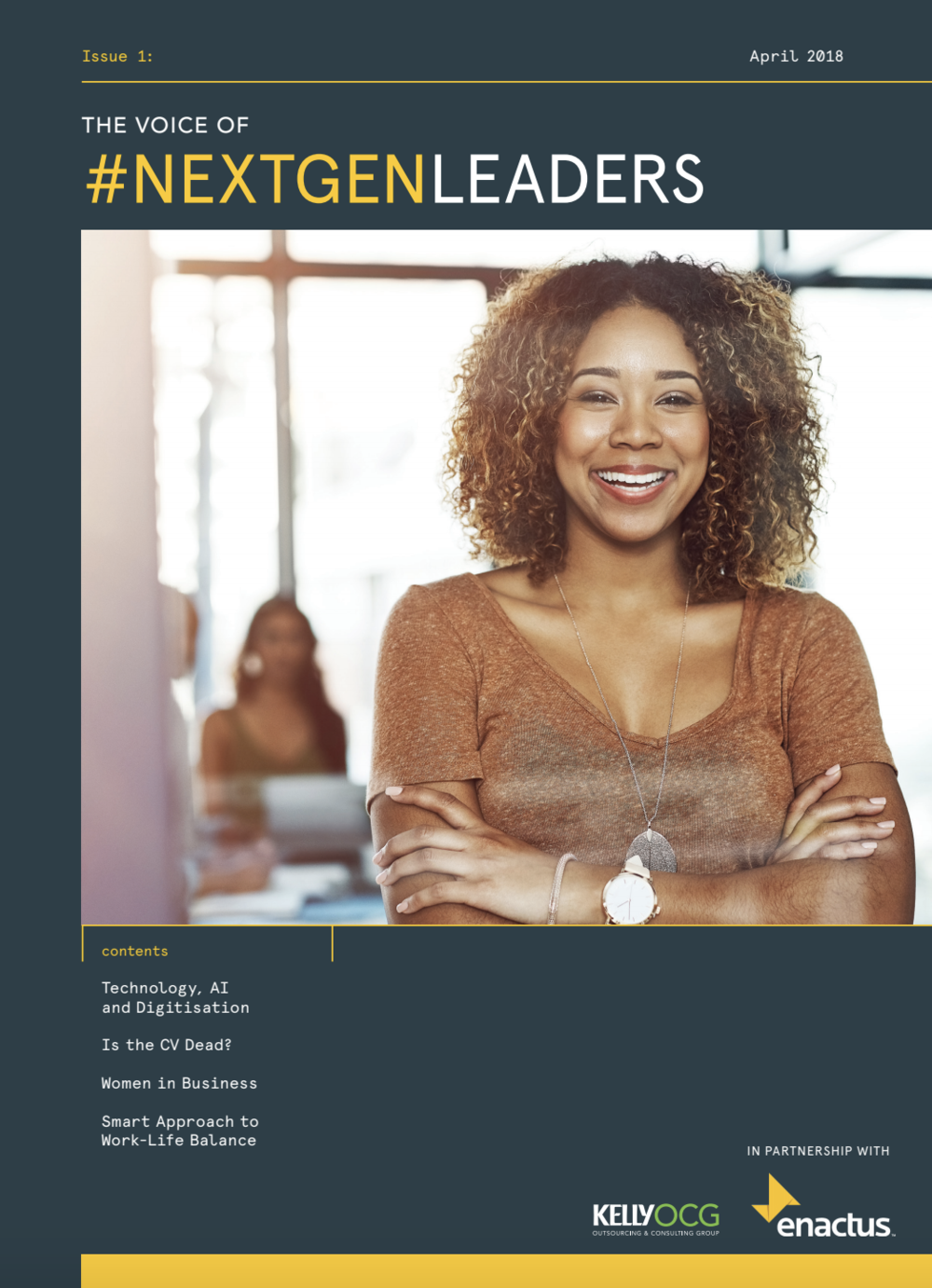 Enactus UK and Kelly OCG #NextGenLeaders Report