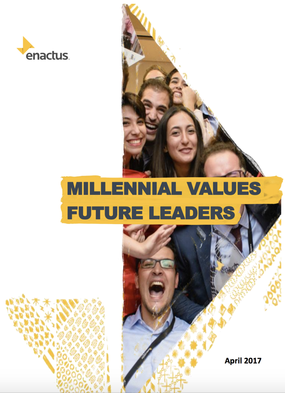 Enactus Values - Future Leaders