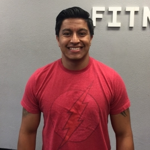 NASM certified.  Allen is a passionate and dedicated fitness professional who is driven by his clients results. Allen enjoys boxing, and Muay Thai.