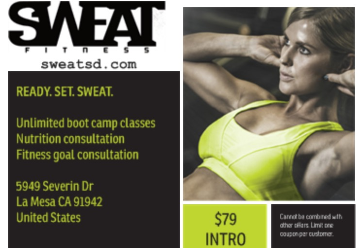 YOUR FIRST MONTH OF UNLIMITED BOOT CAMPS $79, NO CONTRACT!