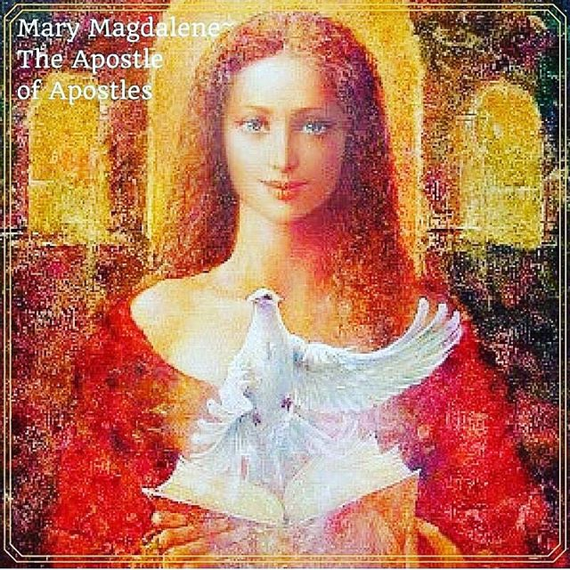Mary ~ Feast Day💫 #👑 #marymagdalene #riseofthefeminine #mary #feastday