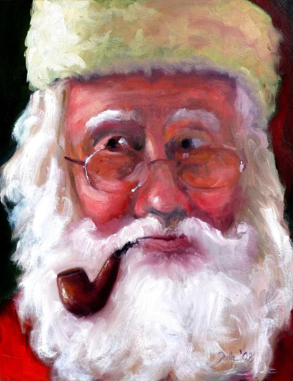 Santa Clause- Copyright 2008