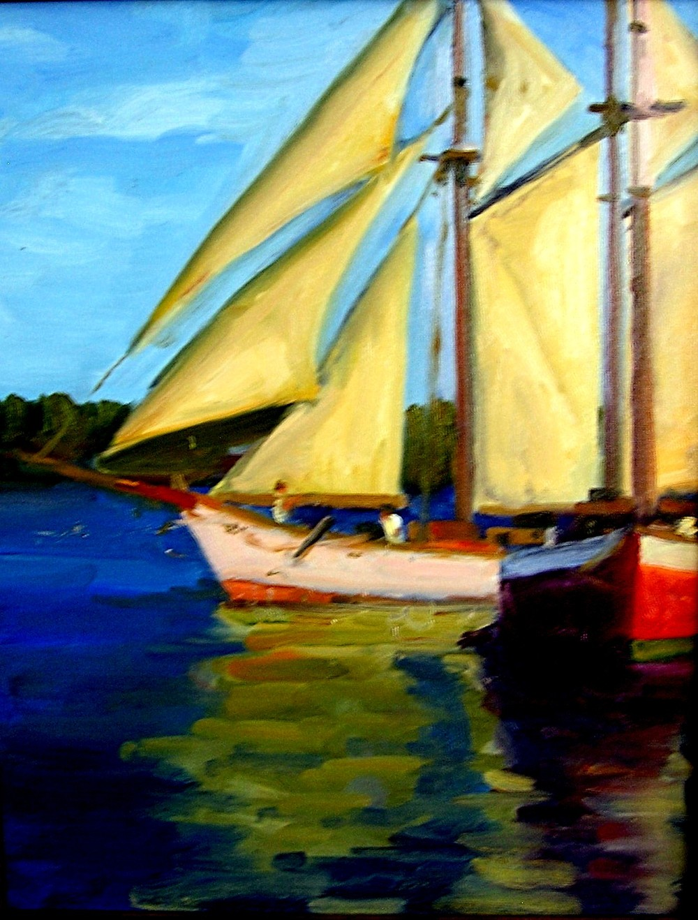 Kathy's Boats- Copyright 2008