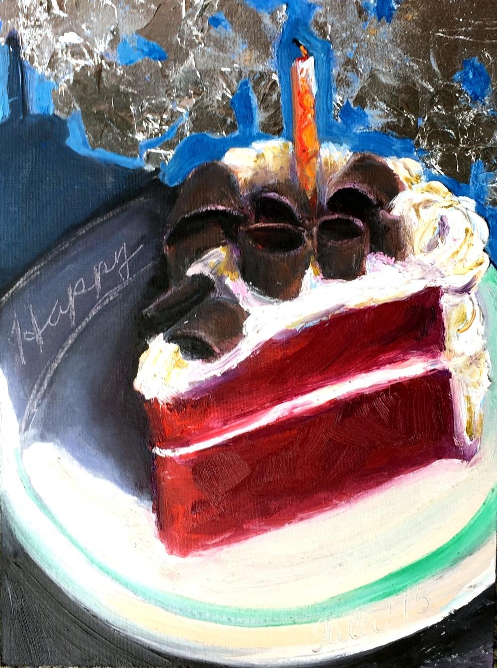 Red Velvet Cake- Copyright 2015
