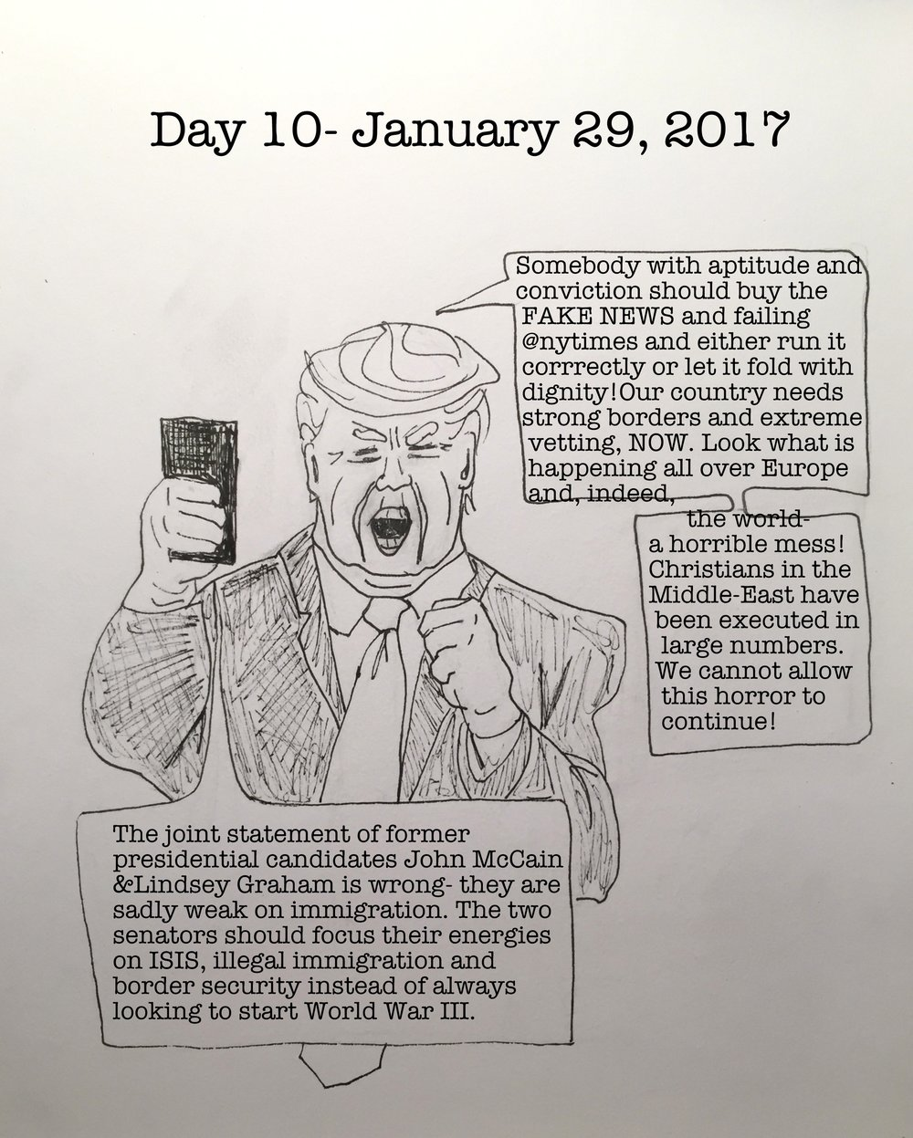 Day 10- January 29, 2017- Copyright 2017