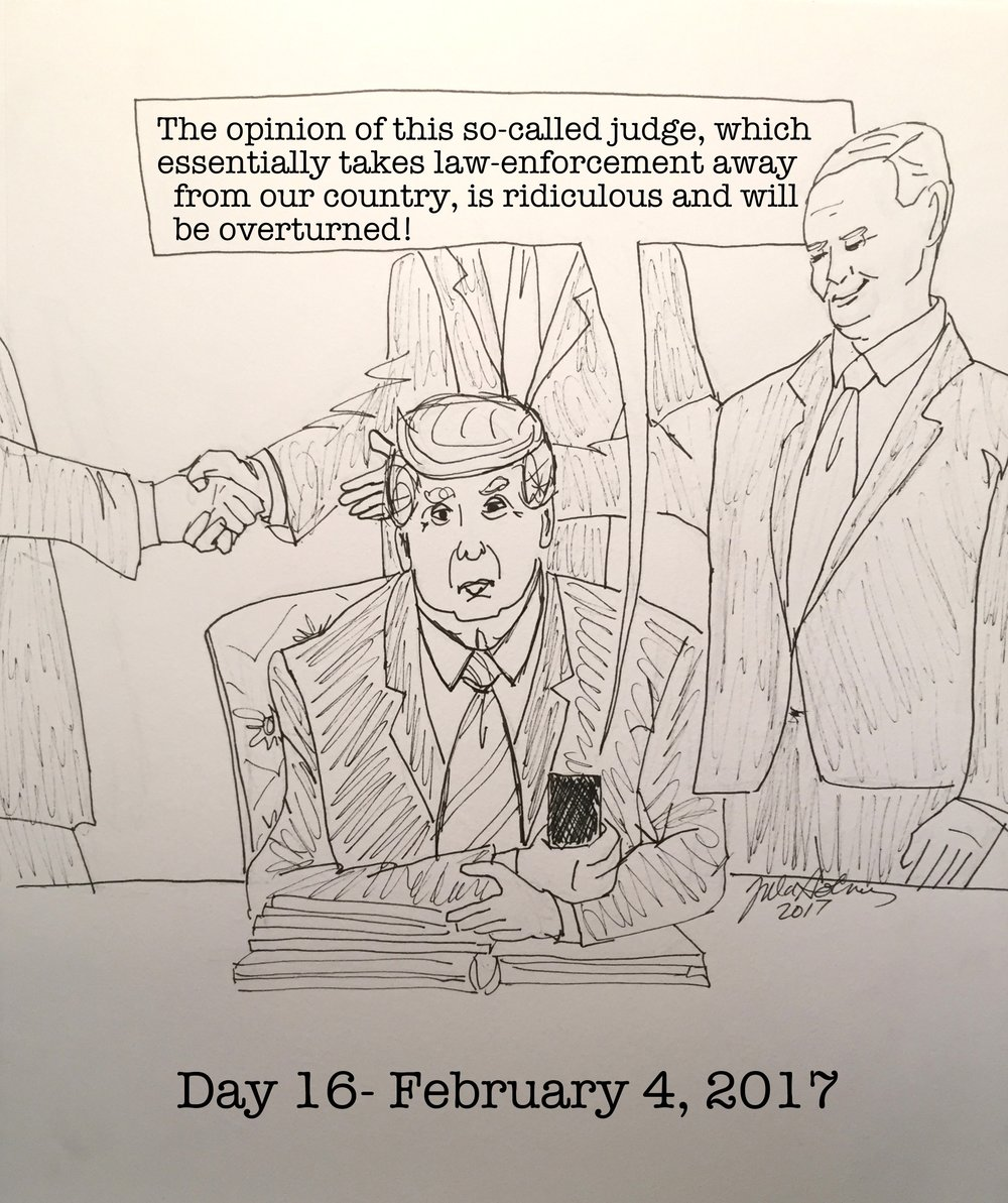 Day 16- February 4, 2017- Copyright 2017