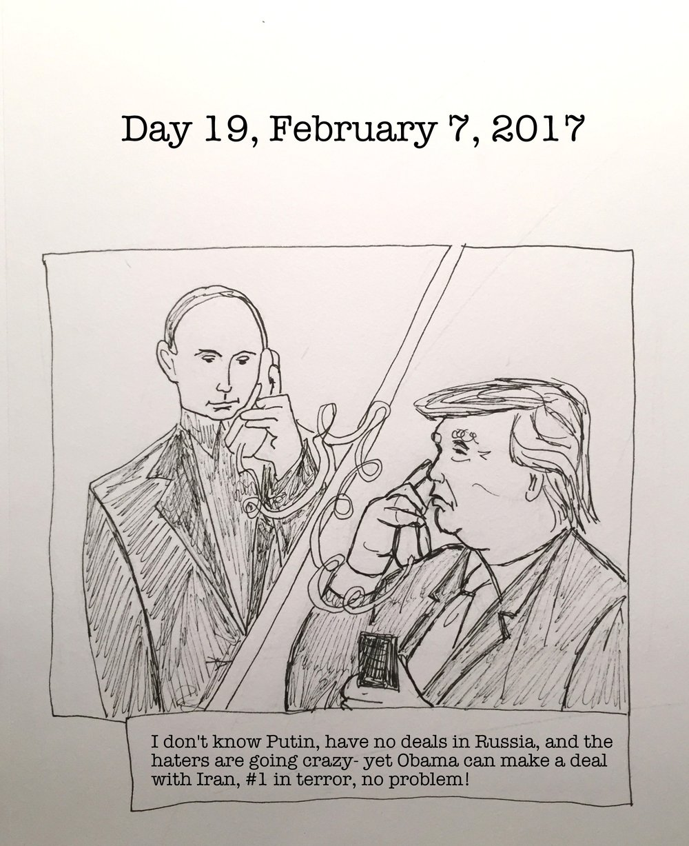 Day 19- February 7, 2017- Copyright 2017