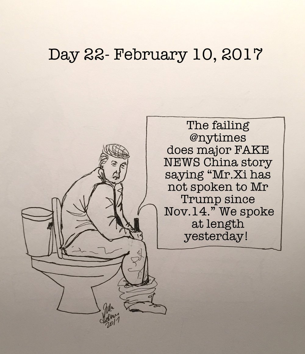 Day 22- February 10, 2017- Copyright 2017