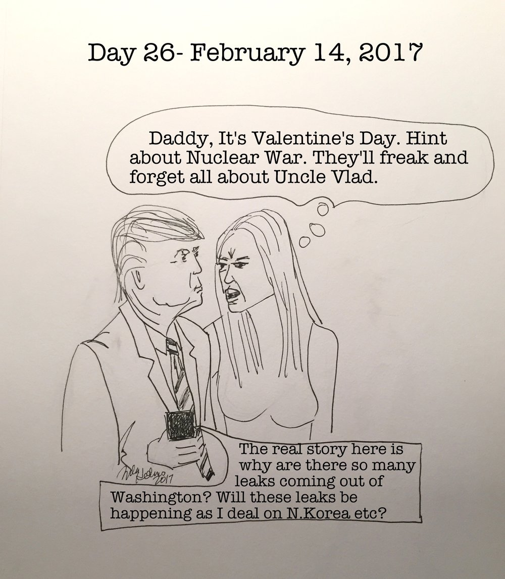 Day 26, February 14, 2017- Copyright 2017