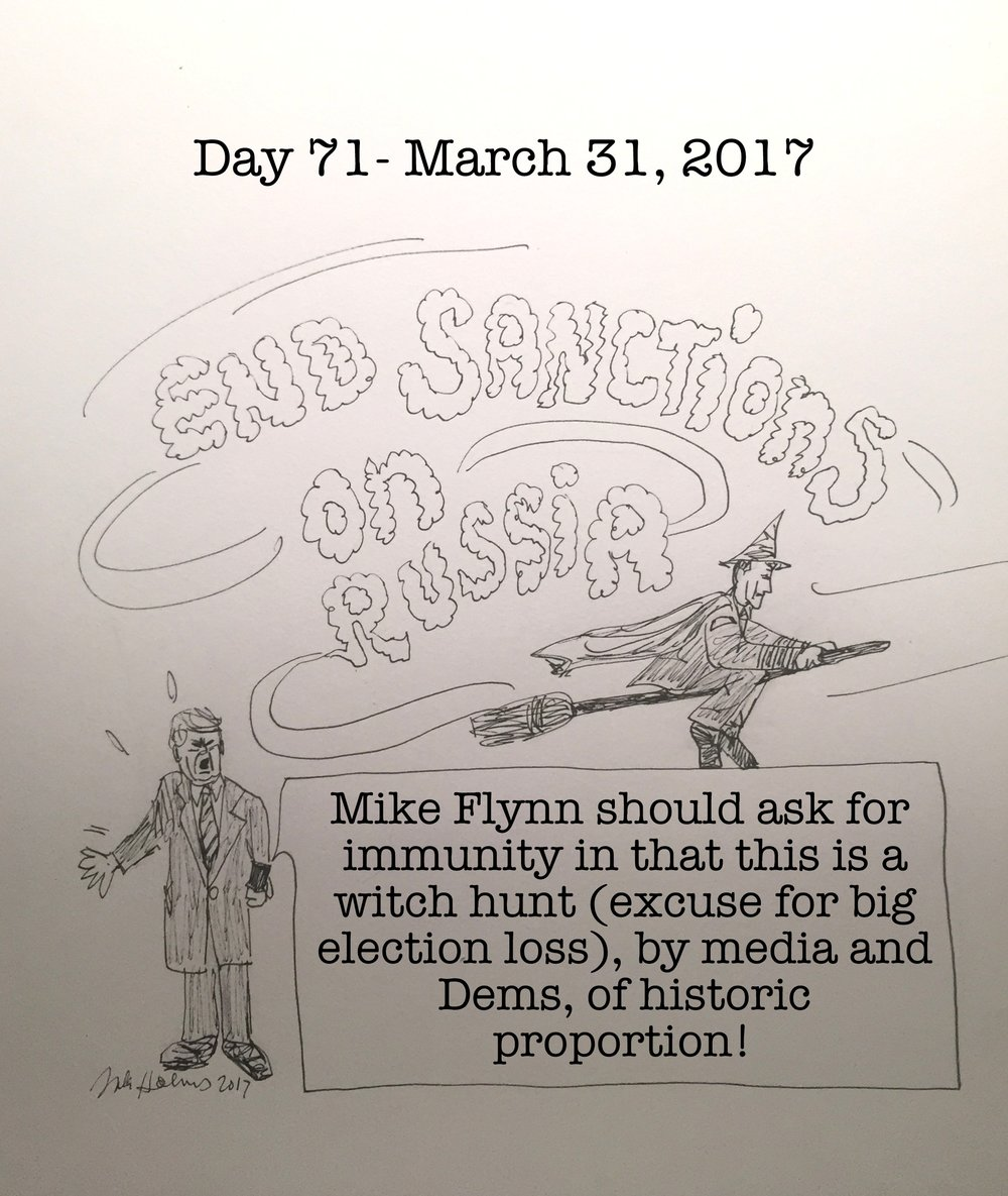 Day 71- March 31, 2017- Copyright 2017