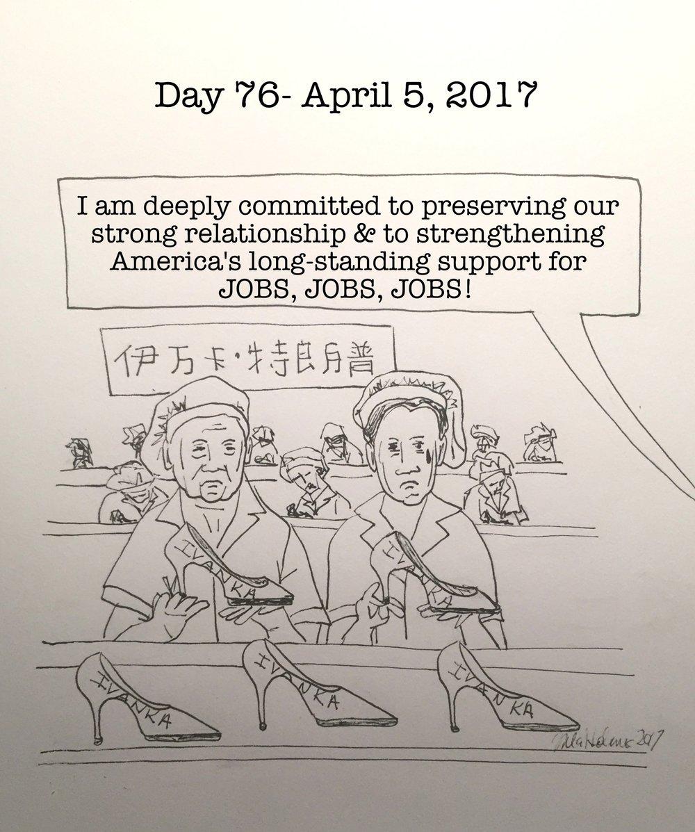 Day 76- April 5, 2017- Copyright 2017
