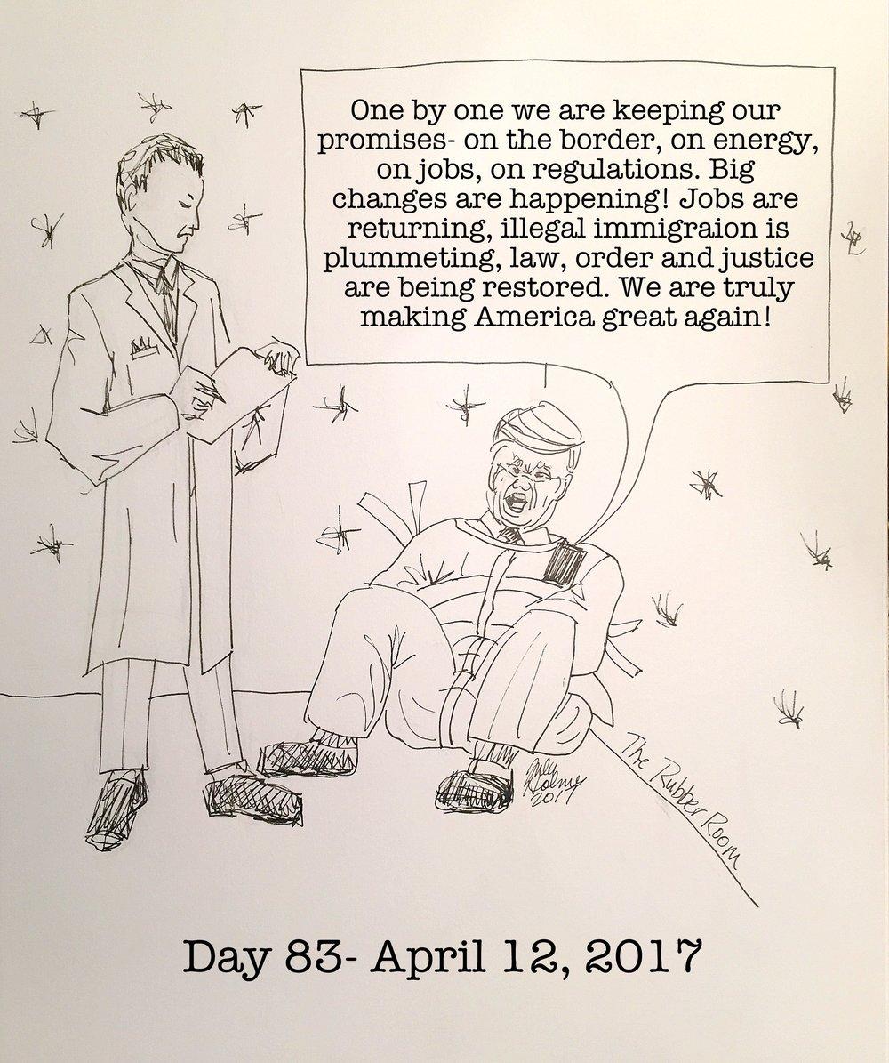 Day 83- April 12, 2017- Copyright 2017