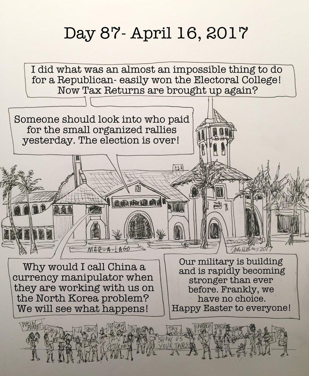 Day 87- April 16, 2017