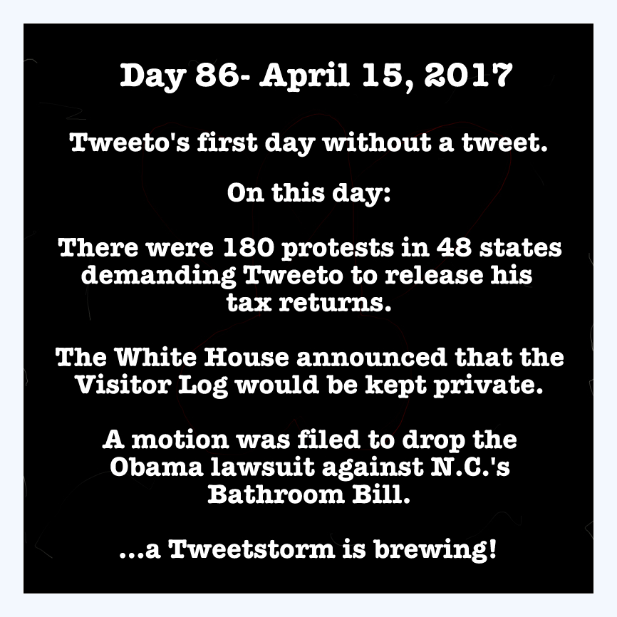 Day 86- April 15, 2017- Copyright 2017