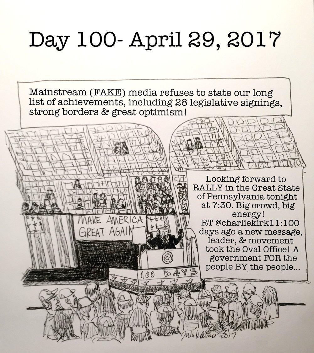 Day 100- April 29, 2017
