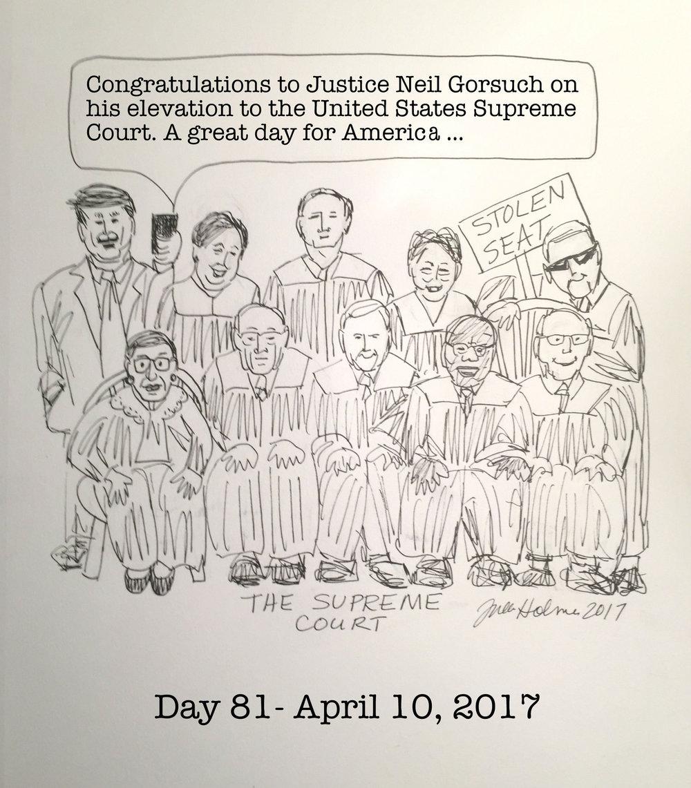 Day 81- April 10, 2017- Copyright 2017
