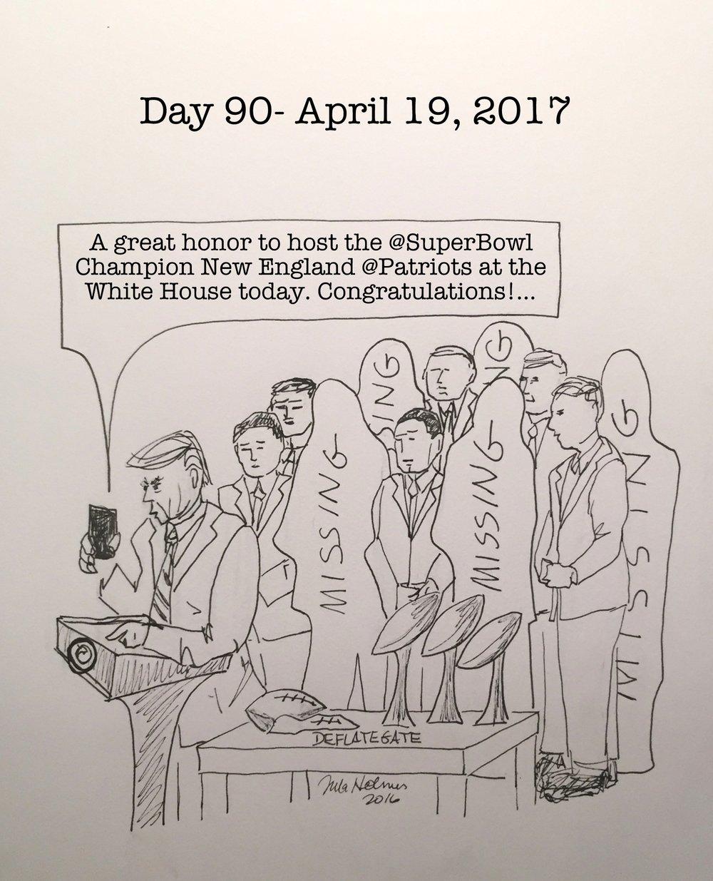Day 90- April 19, 2017- copyright 2017