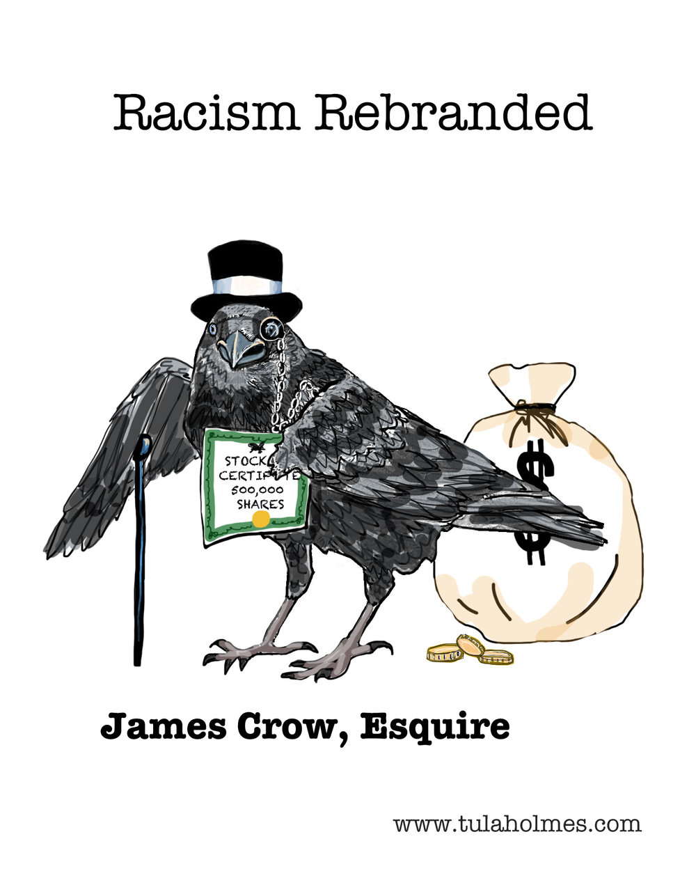 James Crow, Esquire- Copyright 2019