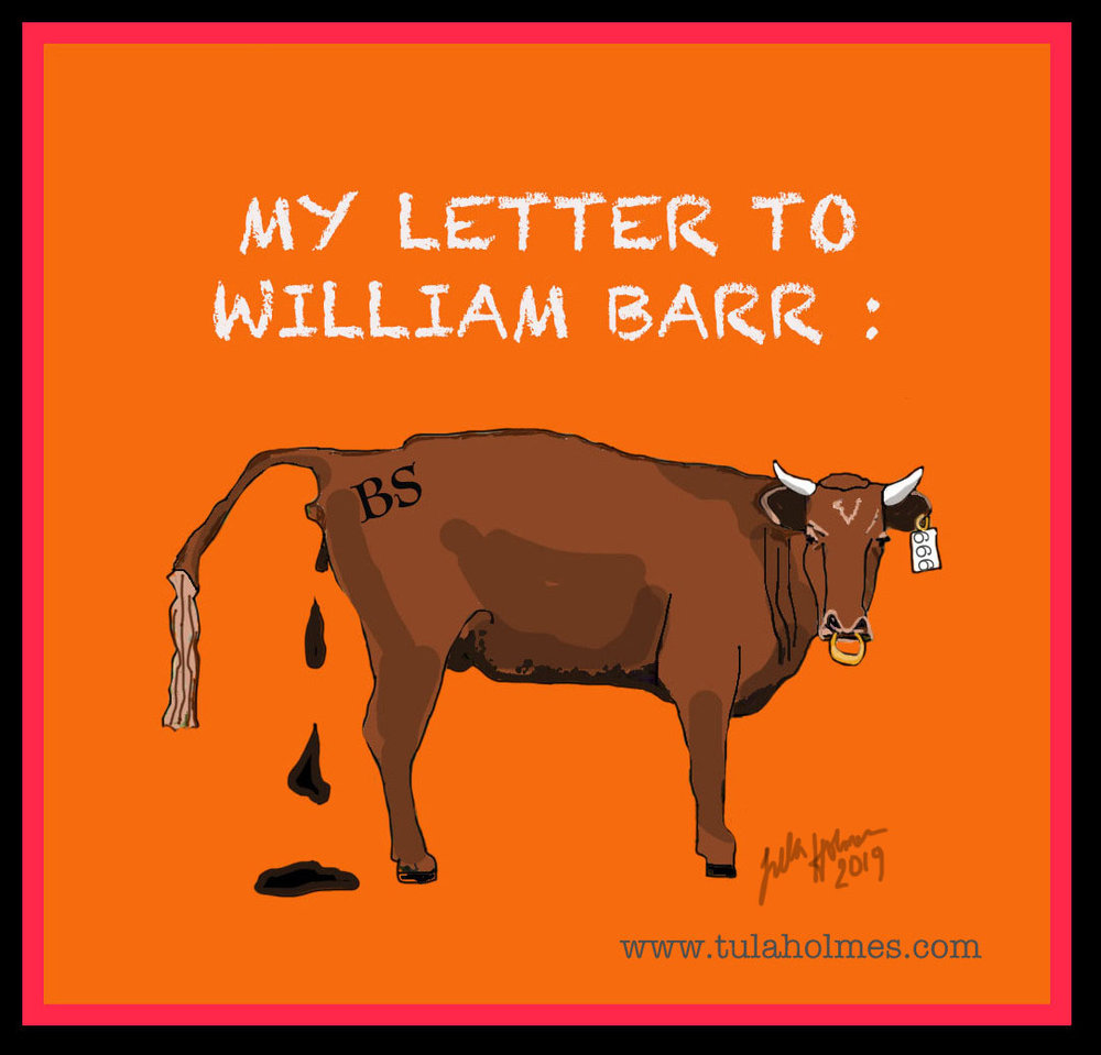 A Statement About AG Barr- Copyright 2019