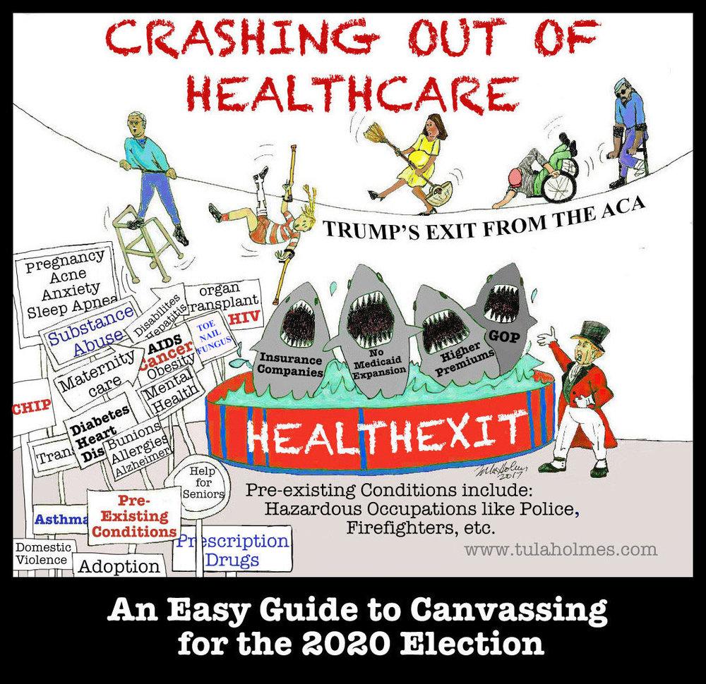 HealthExit- Copyright 2019