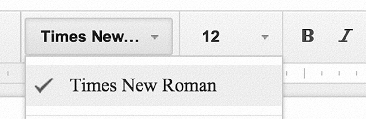Estilos De Letras Alternativas A Times New Roman Slidebean