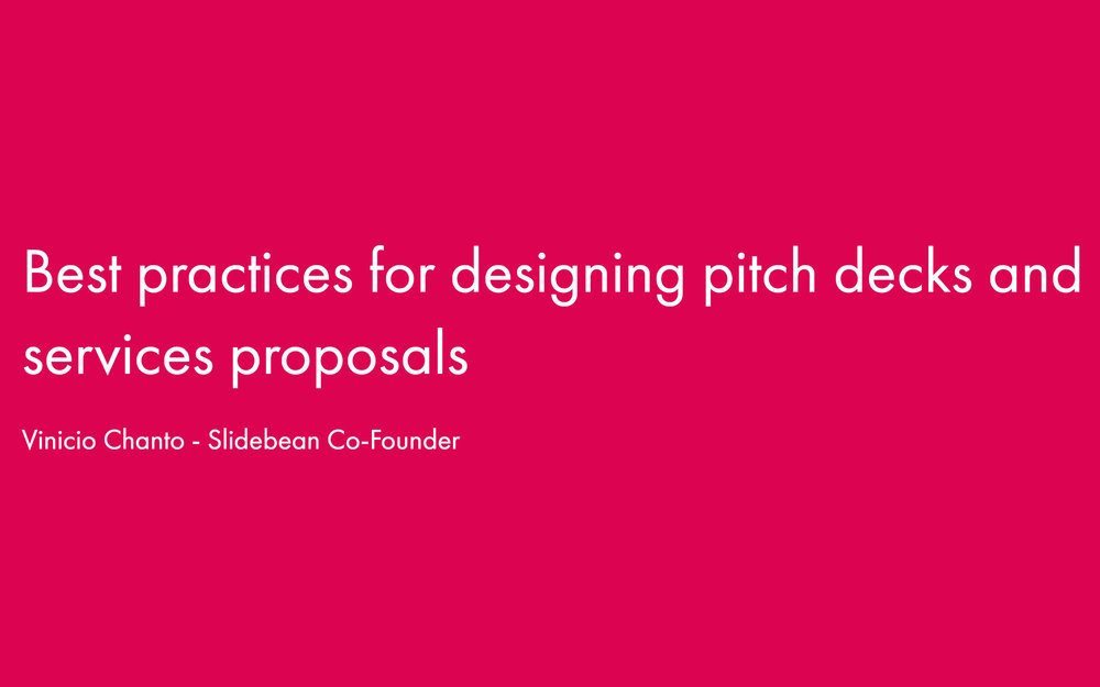 Tips para diseñar propuestas de negocios